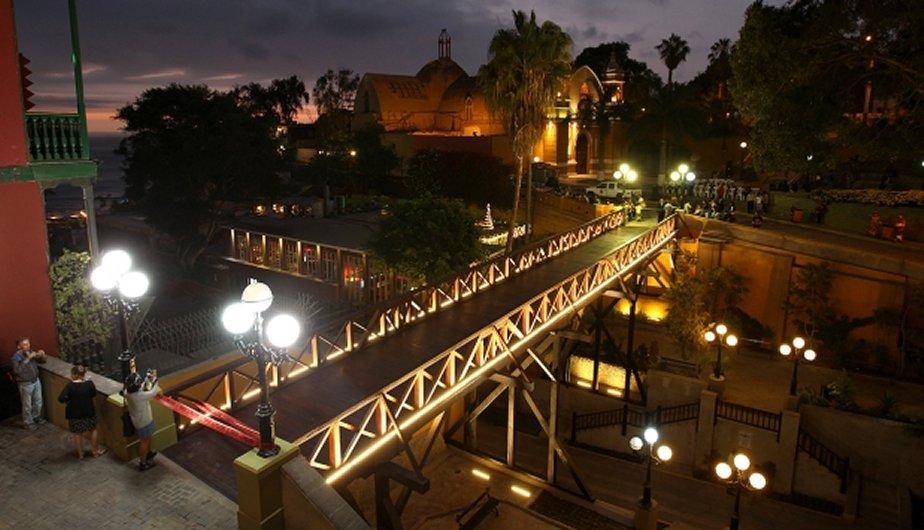 El Puente de los Suspiros Barranco